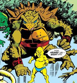 Tork from Thor Annual 6