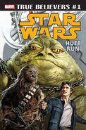 True Believers Star Wars - Hutt Run Vol 1 1