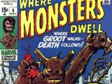 Where Monsters Dwell Vol 1 6