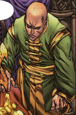 Wong (Earth-9021) from What If? House of M Vol 1 1 0001