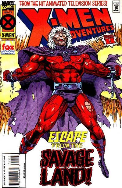 X-Men Adventures Vol 2 13