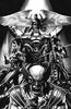 X of Swords Creation Vol 1 1 Unknown Comic Books Exclusive Virgin B&W Variant