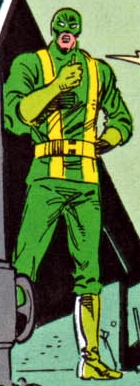Agent Zero (Earth-616) from Punisher War Journal Vol 1 46 0001