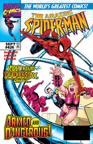Amazing Spider-Man Vol 1 426