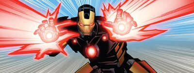 Anthony Stark (Earth-616) from Iron Man Vol 5 2 001