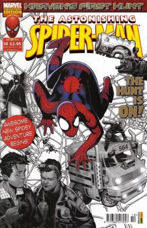 Astonishing Spider-Man Vol 3 10
