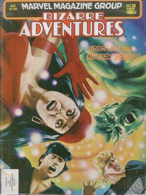 Bizarre Adventures Vol 1 28