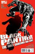 Black Panther The Most Dangerous Man Alive! Vol 1 523.1