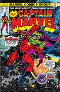 Captain Marvel Vol 1 43