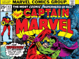 Captain Marvel Vol 1 43