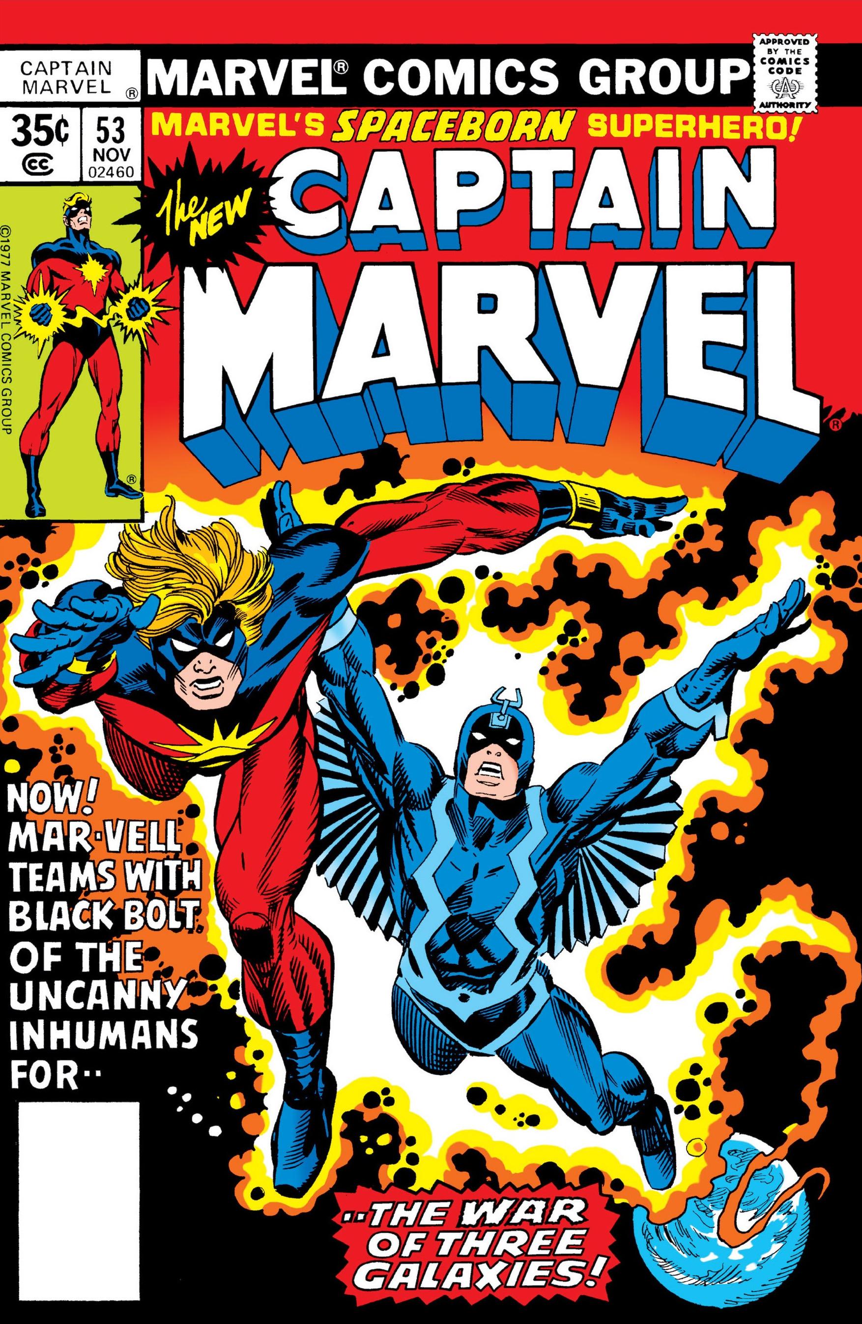 captain marvel 53