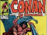 Conan the Barbarian Vol 1 176