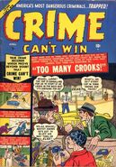 Crime Can't Win Vol 1 4