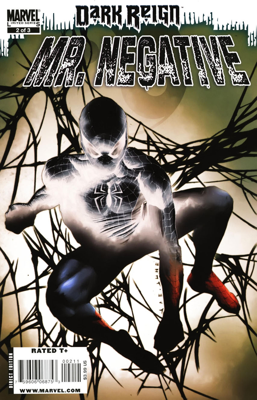 Dark Reign Mister Negative Vol 1 2