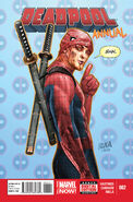 Deadpool Annual Vol 3 2