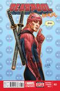 Deadpool Annual Vol 3 2