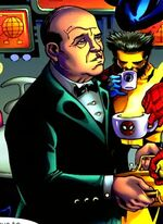 Edwin Jarvis (Earth-20051) Marvel Adventures The Avengers Vol 1 11
