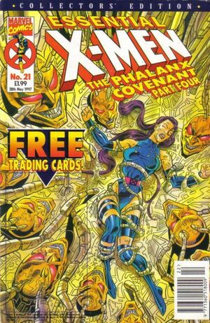 Essential X-Men Vol 1 21