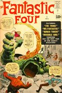 Fantastic Four Vol 1 1 Vintage