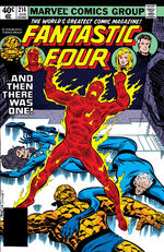 Fantastic Four Vol 1 214
