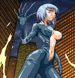 Felicia Hardy (Earth-2301) from New Mangaverse The Rings of Fate Vol 1 1 002