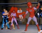Frightful Four (Earth-534834) Fantastic Four (1994 animated series) Season 2 2