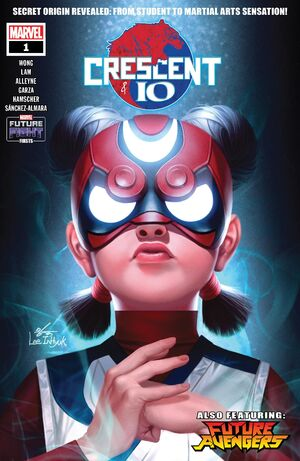 Future Fight Firsts Crescent and Io Vol 1 1
