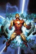Iron Man Legacy Vol 1 1 Larroca Variant Textless