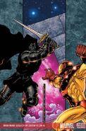 Iron Man Legacy of Doom Vol 1 3 Textless