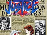 Justice: Four Balance Vol 1 2