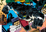 Korg (Earth-TRN221) from Avengers Vol 1 372 001