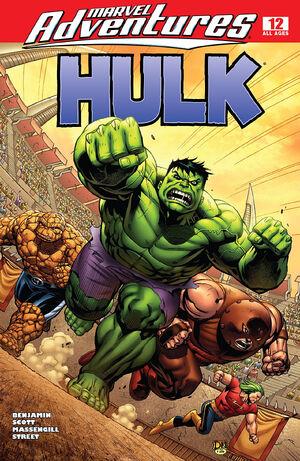 Marvel Adventures Hulk Vol 1 12
