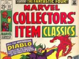 Marvel Collectors' Item Classics Vol 1 22