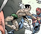 Namor McKenzie (Earth-21050) from Marvel Apes Prime Eight Special Vol 1 1 001