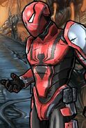 Peter Parker (Earth-TRN461) from Spider-Man Unlimited (video game) 106
