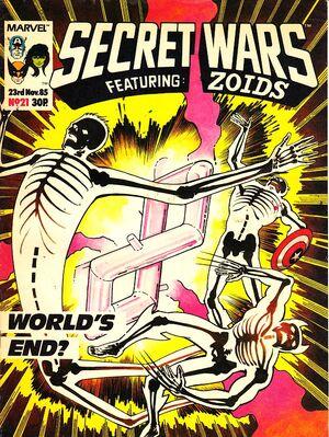 Secret Wars (UK) Vol 1 21