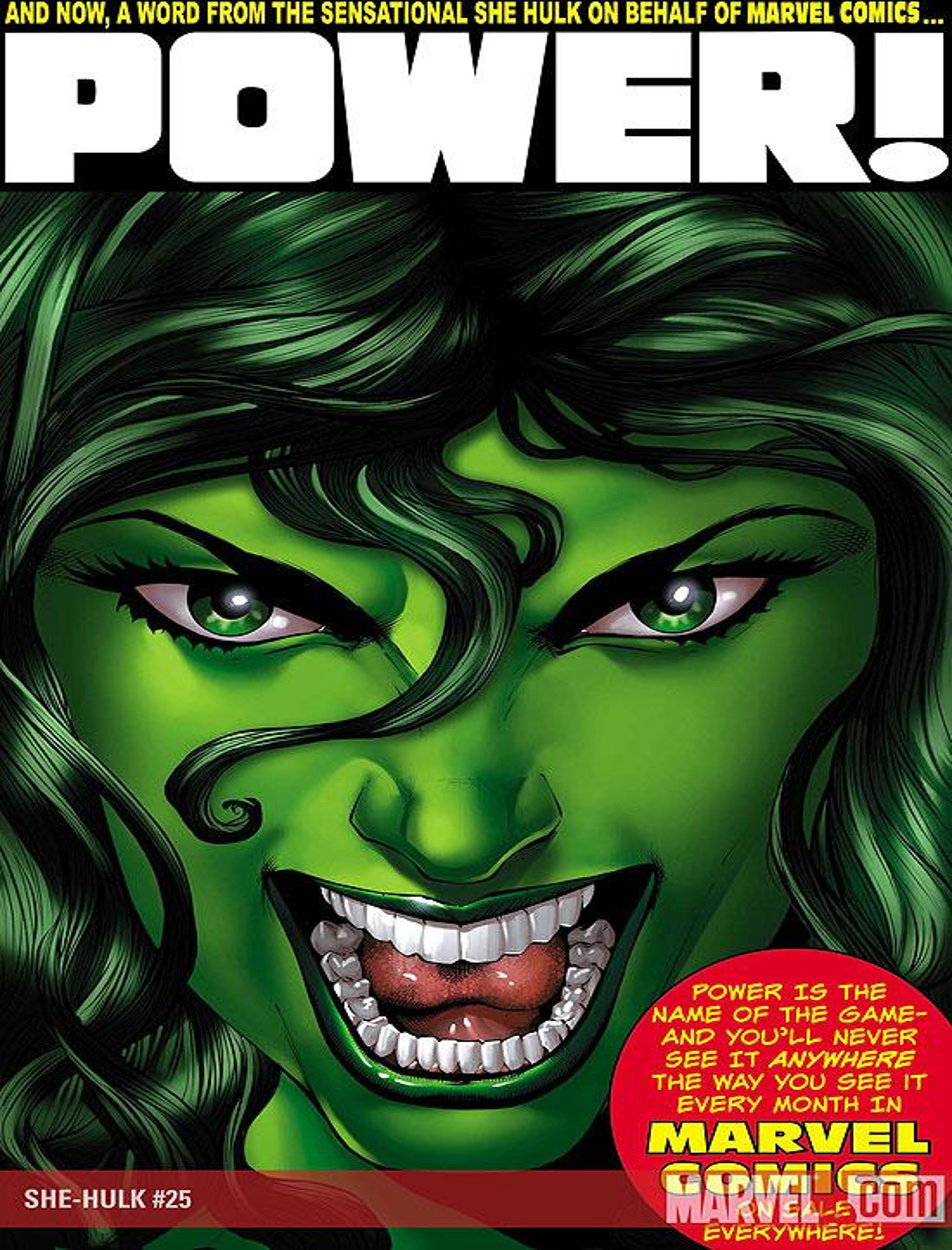 She-Hulk Vol 2 25 Textless