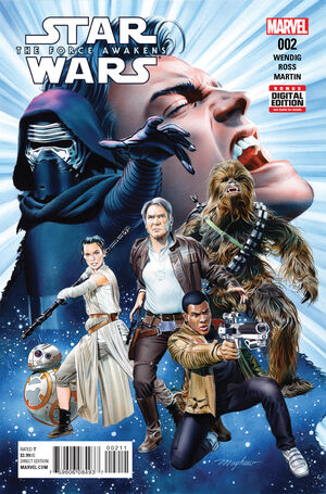Star Wars The Force Awakens Adaptation Vol 1 2