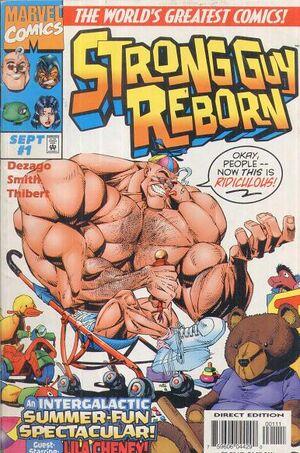 Strong Guy Reborn Vol 1 1