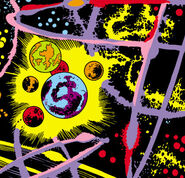 Sub-Atomica from Fantastic Four Annual Vol 1 5 001