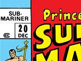 Sub-Mariner Vol 1 20