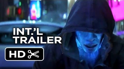 The Amazing Spider-Man 2 International TRAILER 2 (2014) - Marvel Superhero Movie HD