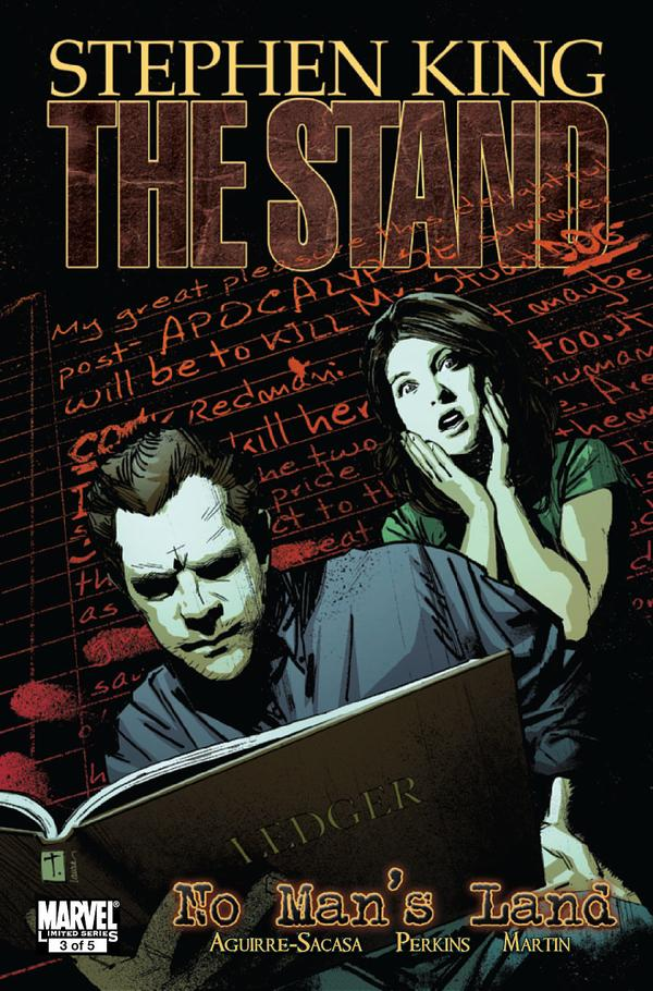 The Stand No Man's Land Vol 1 3