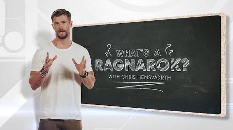Thor Ragnarok - Chris Explains What is Ragnarok