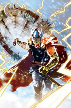 Thor Vol 5 1 Textless
