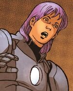 Toni (Warp World) (Earth-616) from Infinity Wars Iron Hammer Vol 1 2 002