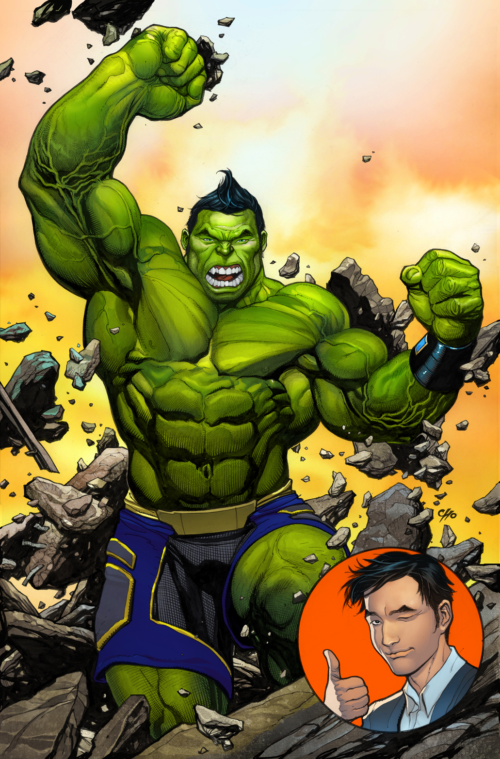 Amadeus Cho (Earth-616) | Marvel Database | Fandom