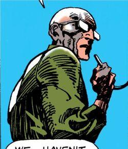 Truett Hudson (Earth-616) from Marvel Comics Presents Vol 1 77 001