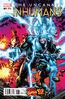 Uncanny Inhumans Vol 1 3 Marvel '92 Variant