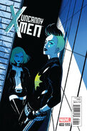 Uncanny X-Men Vol 3 33 Women of Marvel Variant